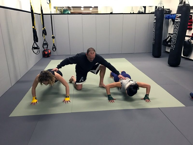 MMA Personal Trainer